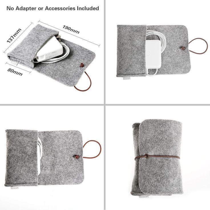[13,3 pouces]Inateck housse en feutre de laine pour Macbook Air 11 pouces Housse pour Apple Macbook Pro 13, Chromebook: Amazon.fr: High-tech