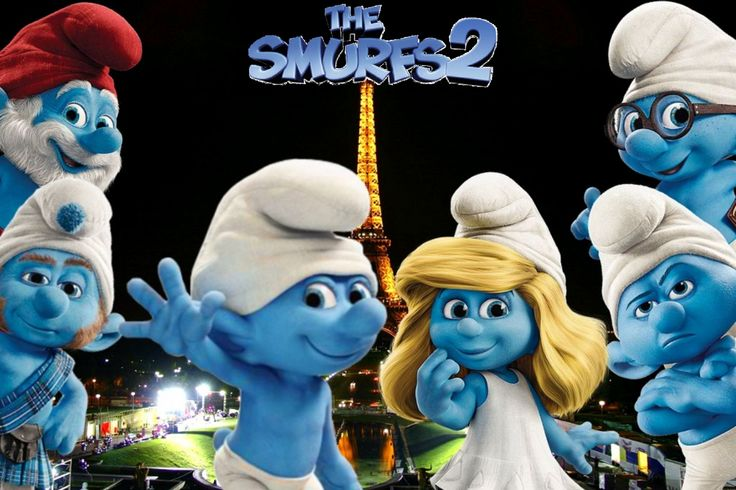 The Smurfs 2 (2013) The evil wizard Gargamel creates a couple of mischievous Smurf-like creatures called the Naughties that he hopes will let him harness the all-powerful, magical Smurf-essence. But when he discovers that only a real Smurf can give him what he wants, and only a secret spell that Smurfette knows can turn the Naughties into real Smurfs, Gargamel kidnaps Smurfette and brings her to Paris, where he has been winning the adoration of millions as the world¹s greatest sorcerer…