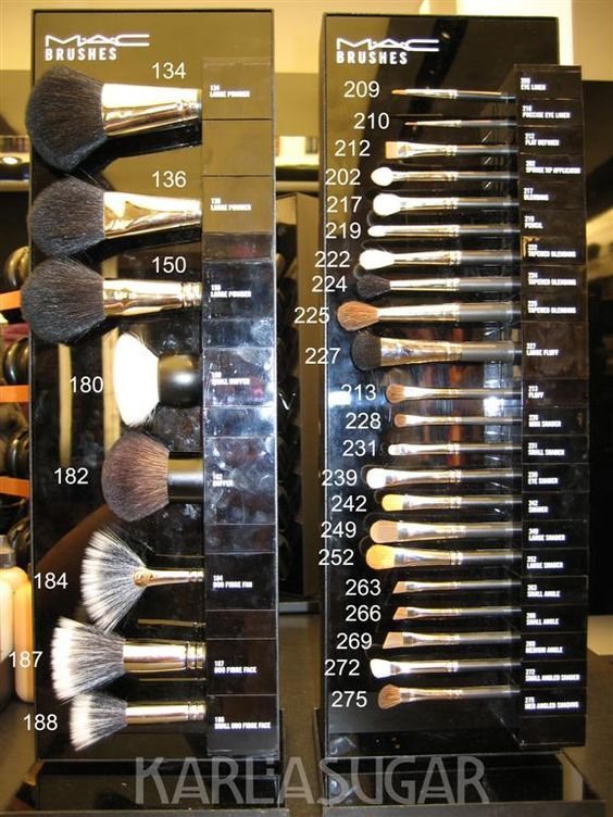 25+ Best Ideas About Mac Brush Dupes On Pinterest