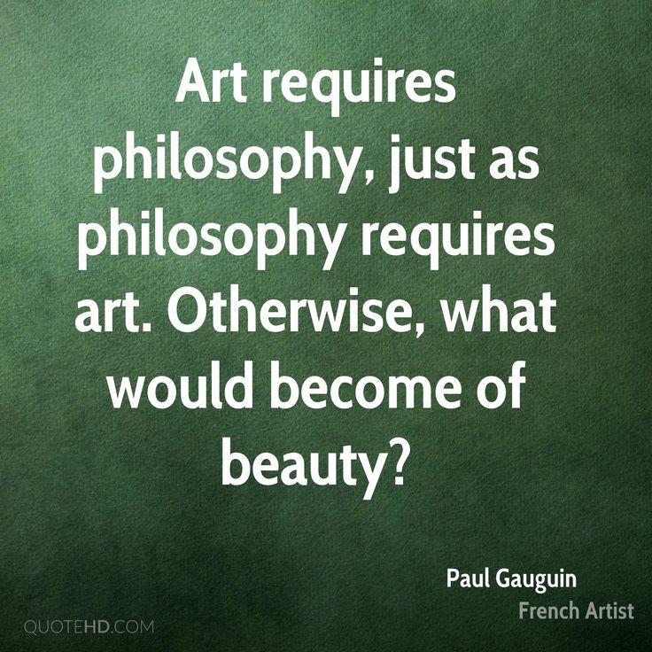 Paul Gauguin Quotes | QuoteHD