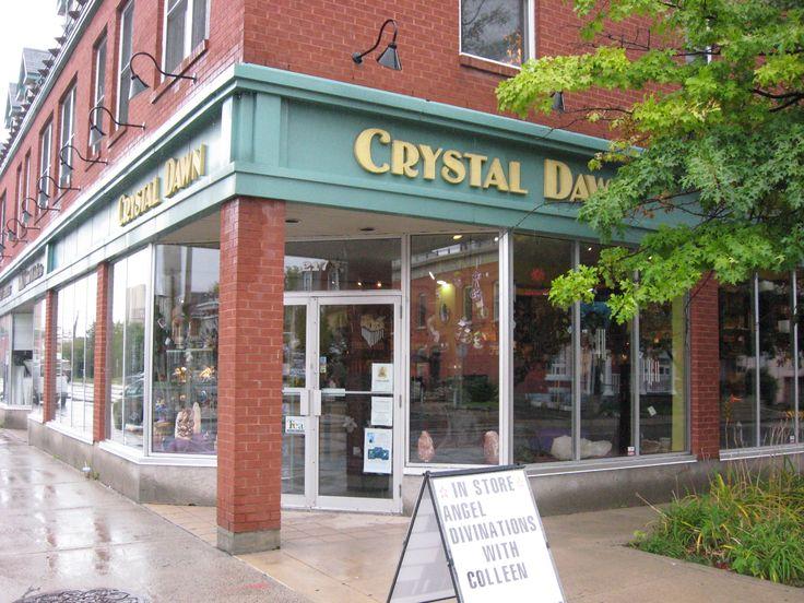 Crystal Dawn  2014