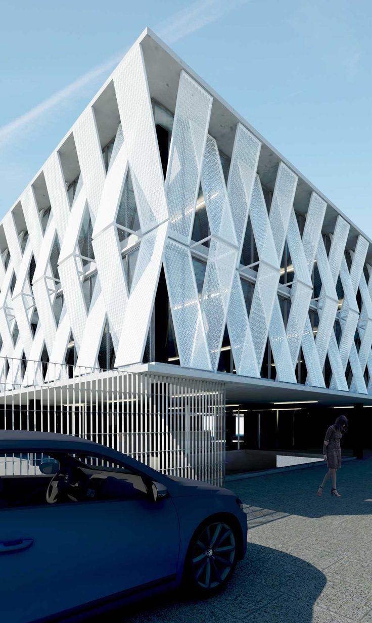 Año: 2014 Autores: Arq. Sebastián Cseh – Arq. Juan Cruz Catania – Dynamo Equipo de proyecto: Arq. Manuela Crespo Ubicación: Acassuso, Buenos Aires Superficie: 3.100 m2. #modernarchitecture #arquitectura #architecture