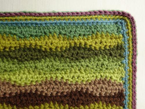 Moorland Blanket Edging