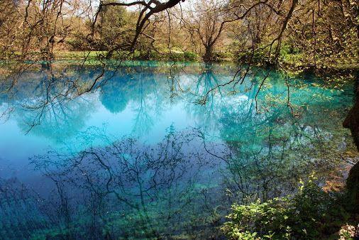 Ένα εκπληκτικό δημιούργημα της φύσης... #ΠηγέςΛούρου #Aktihotel #Ioannina