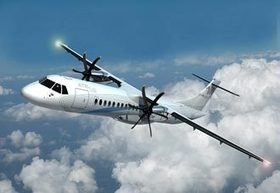 Avianca y TACA adquieren 15 aviones ATR-72-600 para operación ... - Aviacol.net