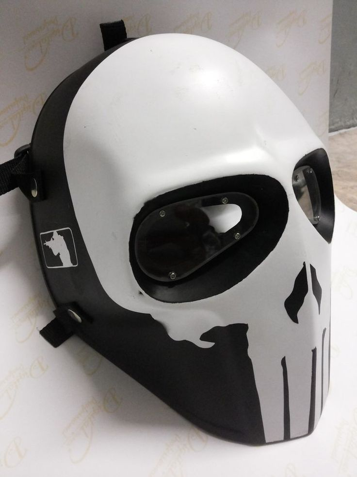 The Punisher ARMY OF TWO AIRSOFT MASK BB GUN PROTECTIVE