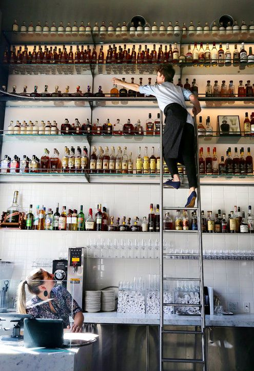 Ny Sf Dc Portland The Whiskey Bar Is Taking A Step Up Nytimes