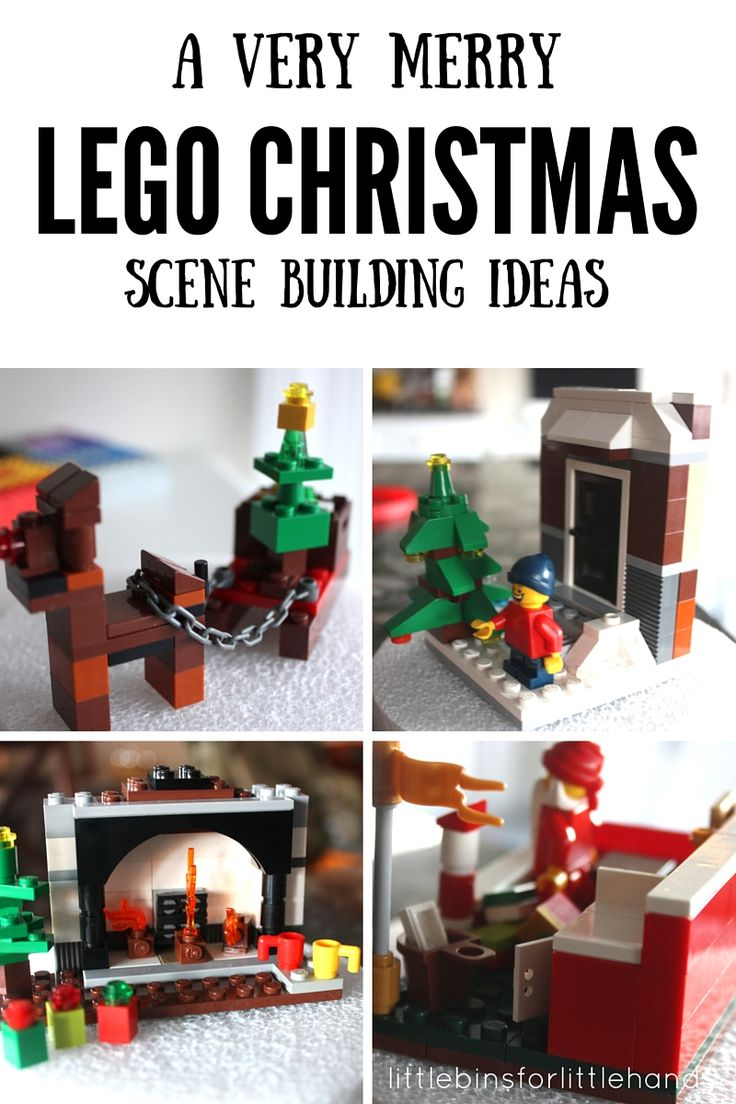 Lego duplo animals at barn coloring pages batch coloring - Lego Christmas Building Ideas 25 Days Lego Countdown Calendar Advent