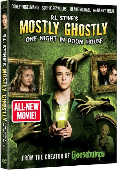Mostly Ghostly 3: One Night in Doom House  Latino Inglés  Mostly Ghostly 3: One Night in Doom House DVDR | NTSC | VIDEO_TS | 3.87 GB | Audio: Español Latino 5.1 Inglés 5.1 | Subtítulos: Español Latino Inglés Francés Portugués Otros | Menú: Si | Extras: Si  Título original: Mostly Ghostly 3: One Night in Doom House Año: 2016 Duración: 88 min. País: USA Director: Ron Oliver Guión: Ron Oliver R.L. Stine Reparto: Corey Fogelmanis Sophie Reynolds Blake Michael Danny Trejo Productora: Commotion…