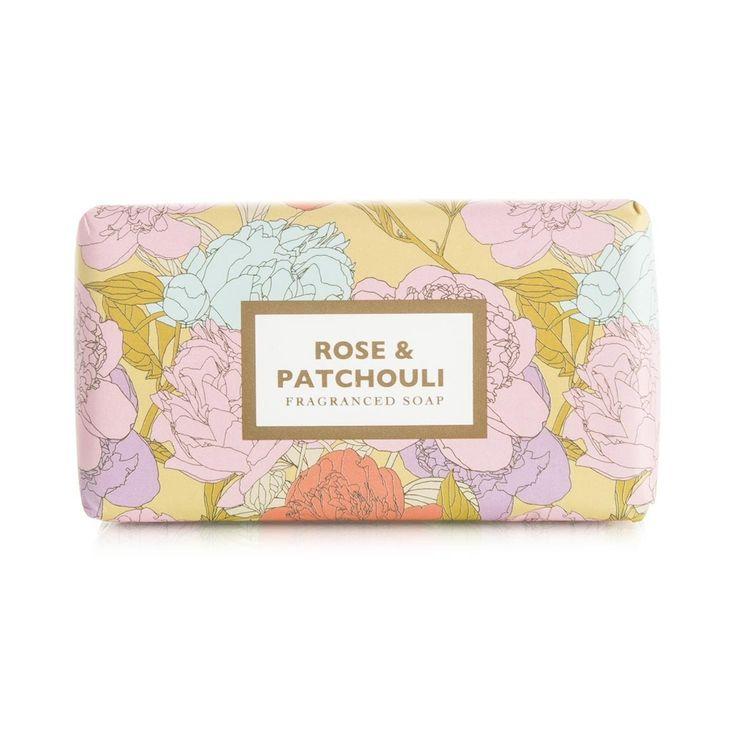Rose & Patchouli Soap
