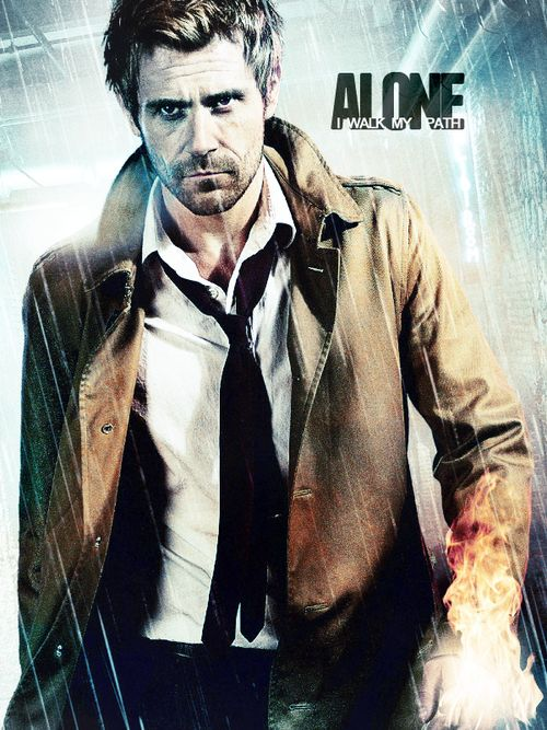 Constantine. One Of My Favorite Tv Series. Wicked!