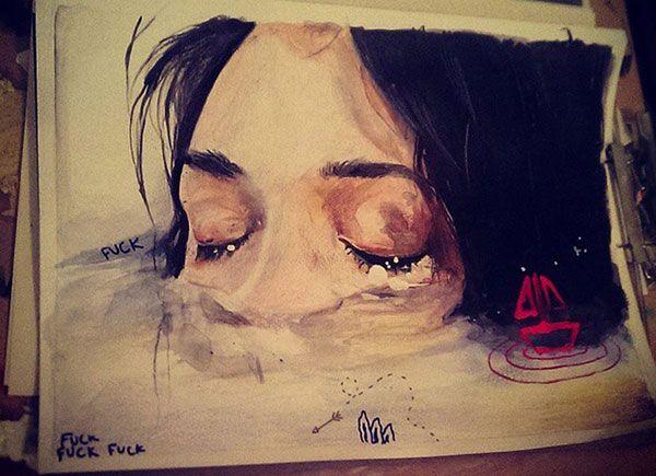 ロサンゼルス在住22歳の女性アーティストが 自らの肉体をキャンバスに 10ドルで自分の名前の #タトゥー を入れたいひとを募集中 #刺青 #TATOO http://japa.la/?p=48316