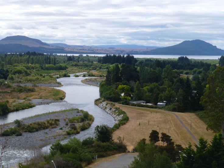 Tongariro River Trail, Turangi