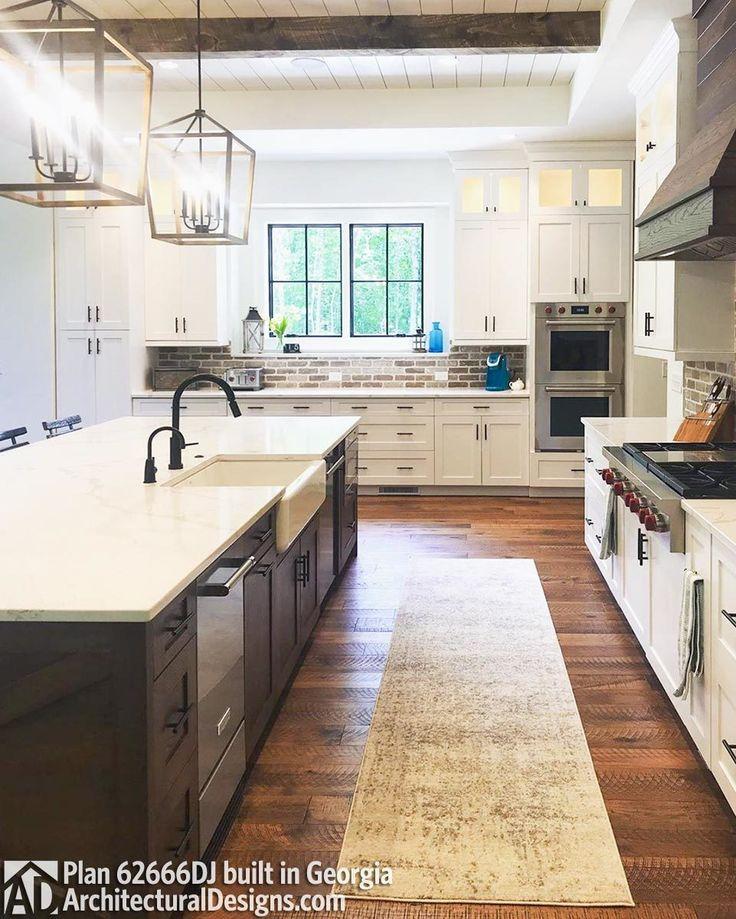 Best Plan 62666Dj Five Bedroom Modern Farmhouse With In Law 640 x 480