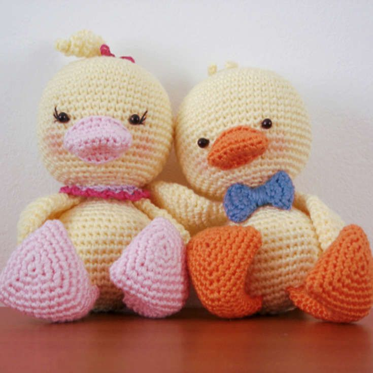 Amigurumi Free Pattern Couple : 1000+ images about Free Amigurumi Patterns & Tutorials on ...