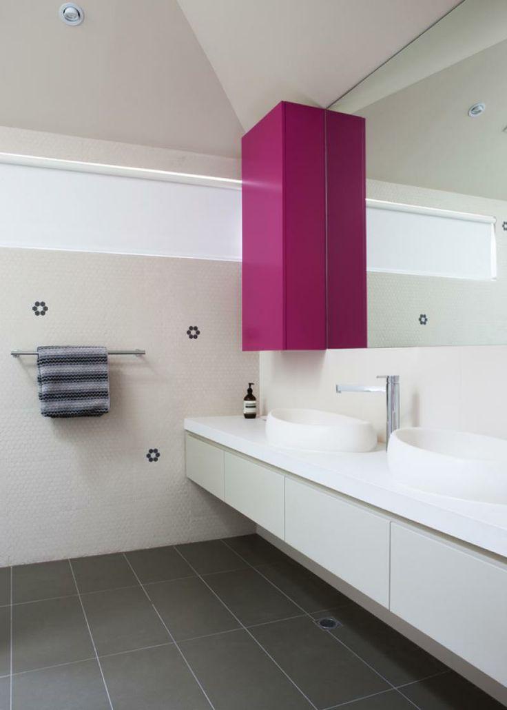 Colour and closed cabinet - Doherty Design Studio