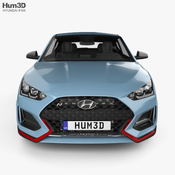 Hyundai Veloster N 2018 Hyundai Veloster Hyundai Sports Coupe
