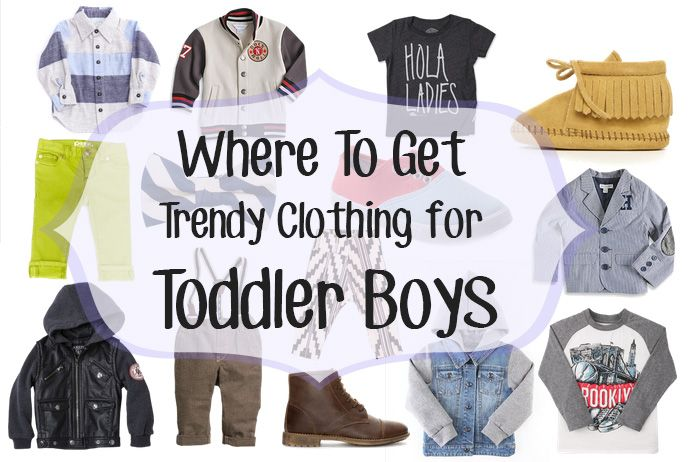 Where To Get Trendy Clothing for Toddlers: 14 Stylish Stores To Choose From - Mom and Pop Culture