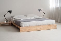 17 Best Ideas About Bed Without Headboard On Pinterest