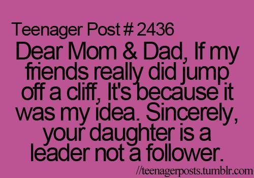 Hahahah!!! :)
