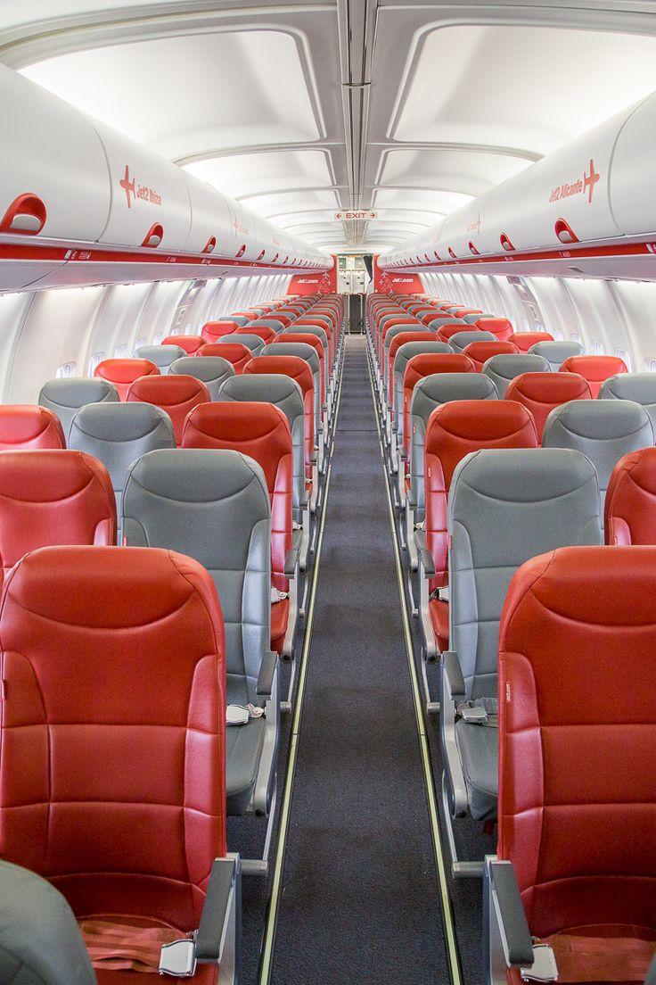 inside a Jet2.com plane #ad