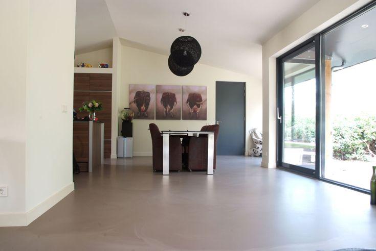 Gietvloer, vloercoating & epoxyvloer – Coatingvloer