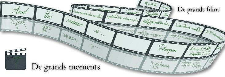 Signet les grands films de l'histoire de Cannes