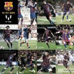 Leonel Messi agradeció a su familia y a los hinchas en el aniversario de su debut