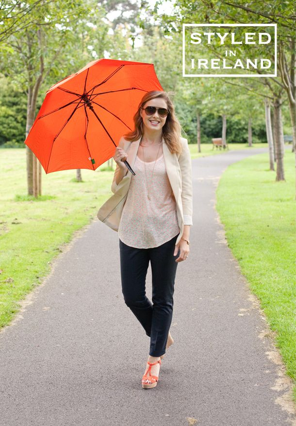 New series - Styled in Ireland! this edition: what to wear in the summer featuring awesome Irish designed jewellery!