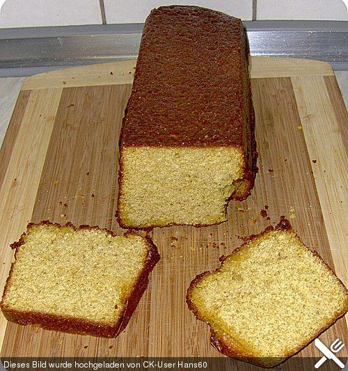 Brot aus Kichererbsen