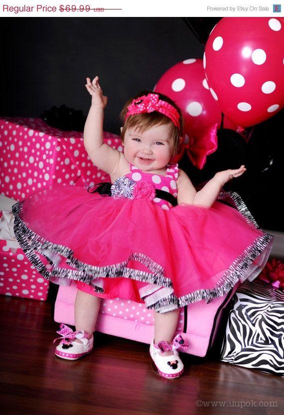 Imágenes de Minnie Mouse bebé vestidos - Imagui
