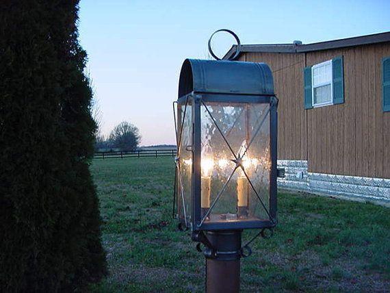 10 Best Primitive Outdoor Lighting Images On Pinterest