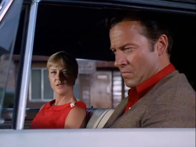 The Invaders: Season 2, Episode 7 The Spores (17 Oct. 1967)