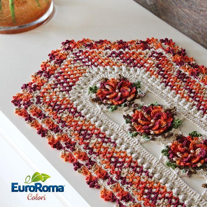 Sonha Artesanato Sorocaba ~ Más de 1000 imágenes sobre Tapetes de croch u00ea variados en Pinterest Juegos de baño, Tapetes de