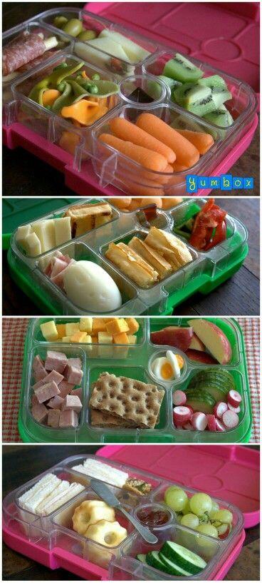 Box idea for lunch