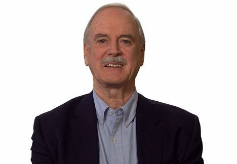 John Cleese. He's always got something funny to say.