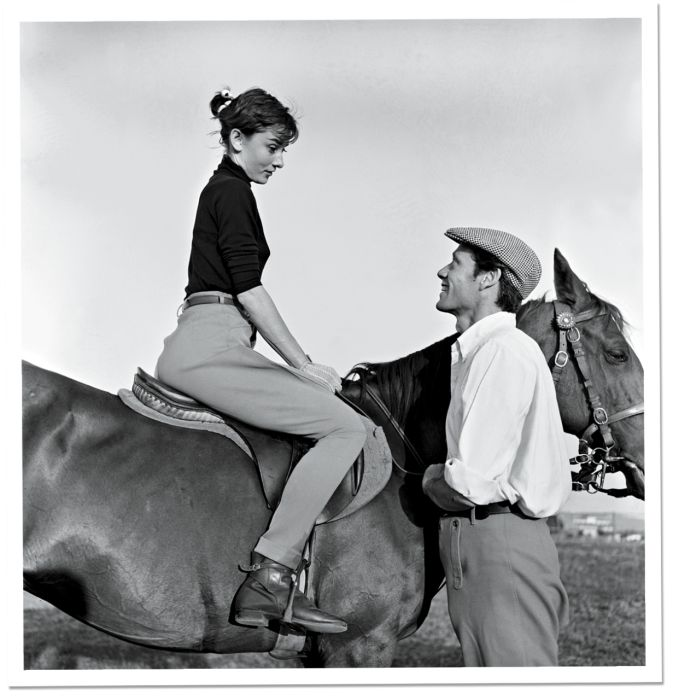 Gorgeous Audrey Hepburn pictures released by Vanity Fair