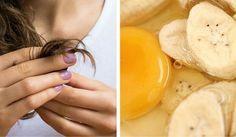5 mascarillas caseras para reparar las puntas abiertas del cabello - Mejor con…