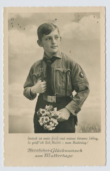 an analysis of the hitler youth movement in germany Hitler youth (review)  from letters and diaries with an analysis of social and political  convincingly how the hitler youth actively prepared germany 's.