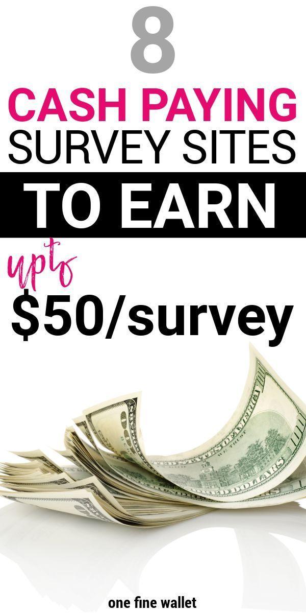 Online Surveys For Cash