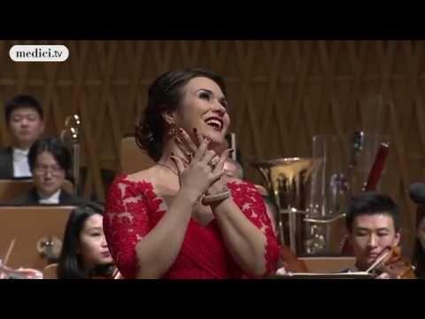 Olga Peretyatko  sings Quando m'en vo' soletta