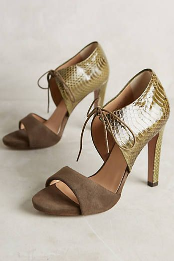 Hoss Intropia Eden D'Orsay Pumps