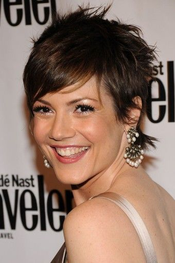 Prime 1000 Images About Zoe Mclellan On Pinterest Short Hairstyles Gunalazisus