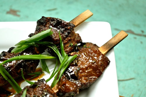 Thai Beef Satay Skewers | EZ Food to Make ♨ | Pinterest