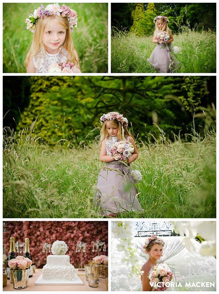 Photoshoot for #Chilliebreeze bespoke venue and event stylists. #weddings #weddingphotography #flowergirl #flowercrown #weddingcake #glamourousweddings