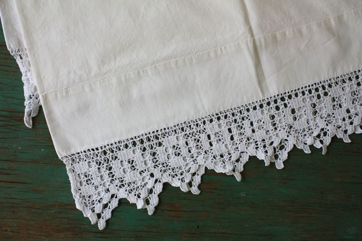 Beautiful Crochet Pillow Cases now restocked, by PosyMarket on Etsy