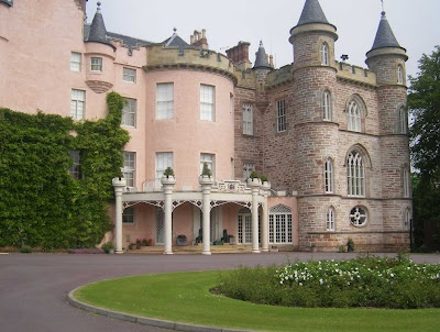 Living with Clans and Castles: Balnagown Castle, Seat of Clan Ross