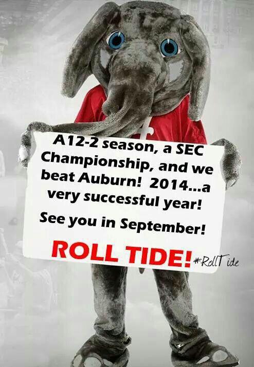Amen and Roll Tide!!