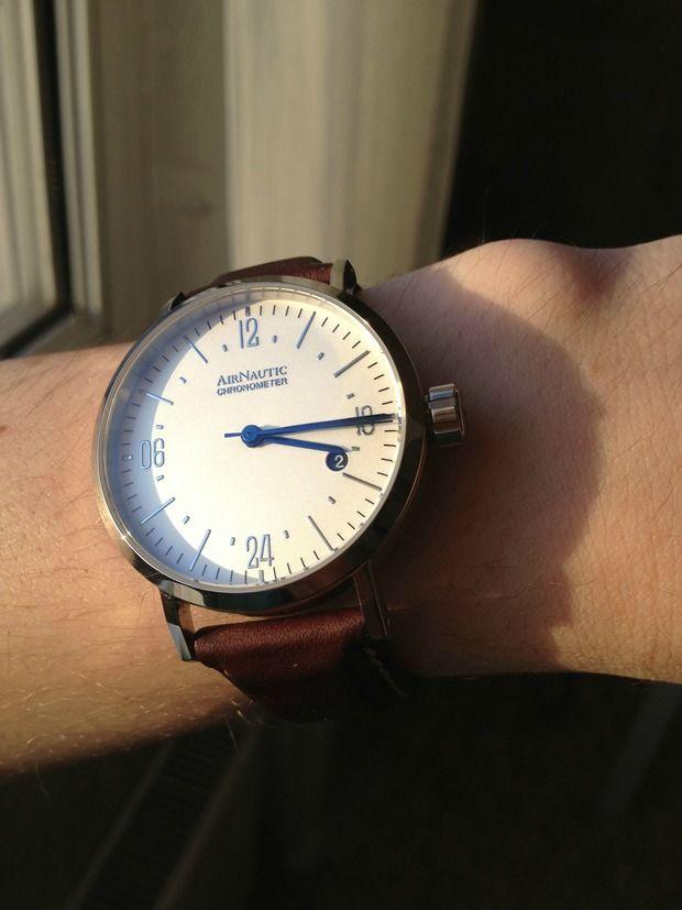 Какие у вас часы? — Общий поток — Комьюнити
