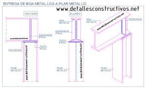apoyo_union_pilar_metalico_viga_metalica_laision_appui_poteaux_poutre_...